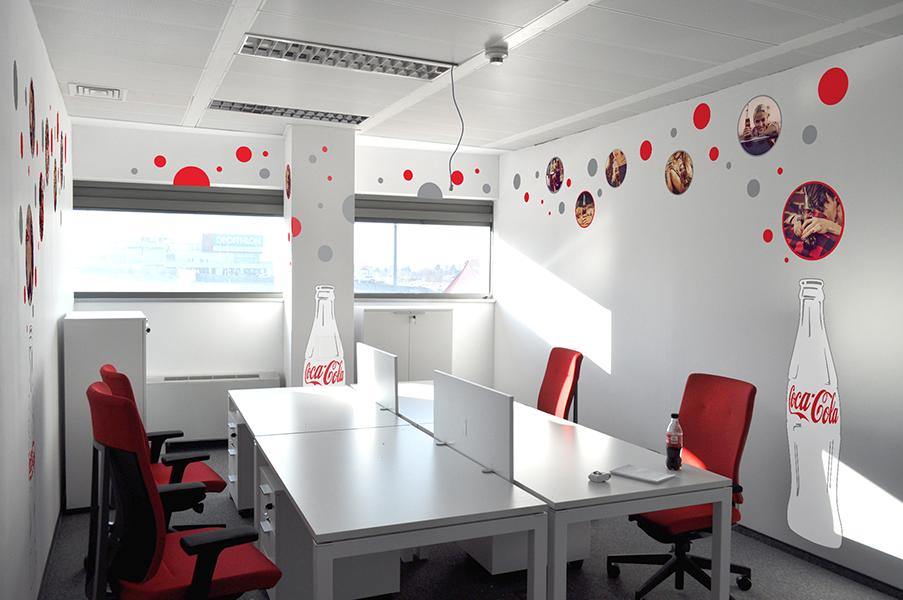 Inspiring Office Branding Portfolio Key Experts Group